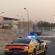 بالفيديو / اصابة قائد سيارة بعد تعطل مكابحها