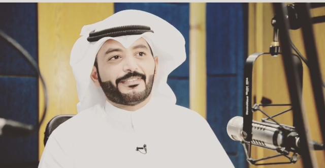 مقتطفات من لقاء المنشد عبدالله الطواري ( صوت الكويت)