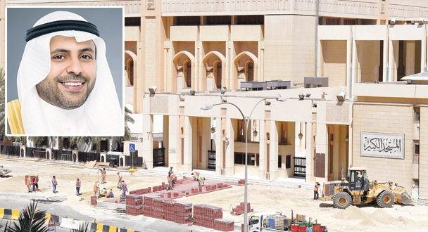 الجبري: 60 كاميرا لمراقبة المسجد الكبير
