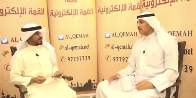 لقاء ضيفنا الراوي / سعود الخمسان وقصة من قصص الأولين