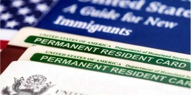 إدارة ترامب تعد مشروع قانون لتشديد منح بطاقات غرين كارد
